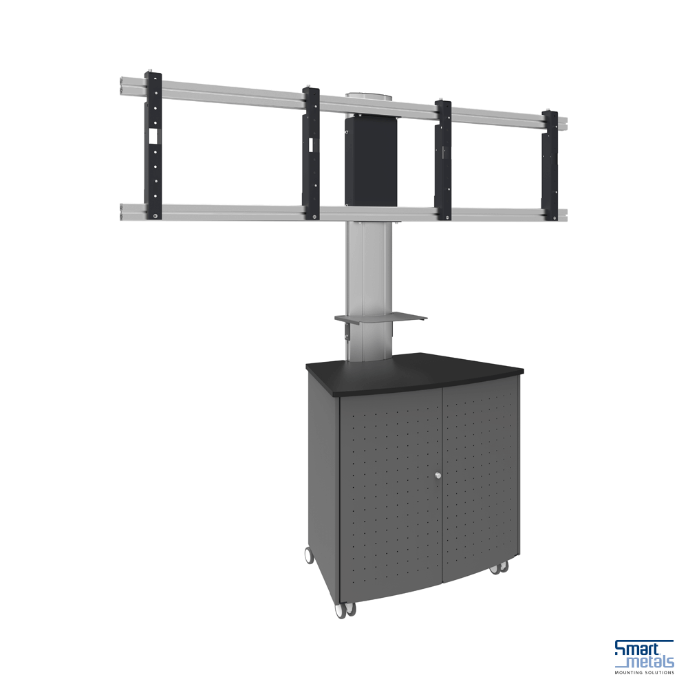 Panasonic Tv Meubel.Videoconference Stands Furniture Smartmetals Mounting